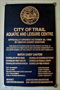 Image for Trail Aquatic and Leisure Centre - Trail, BC