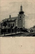 Image for Kostel sv. Petra a Pavla (1920) - Bartošovice, Czech republic
