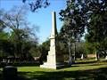Image for Burke County Confederate Monument-Waynesboro, Georgia