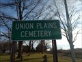 Image for Union Plains Cemetery Byron Mi.