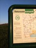 Image for 70 - Middenmeer - NL - Fietsroutenetwerk Noord-Kennemerland en West-Friesland