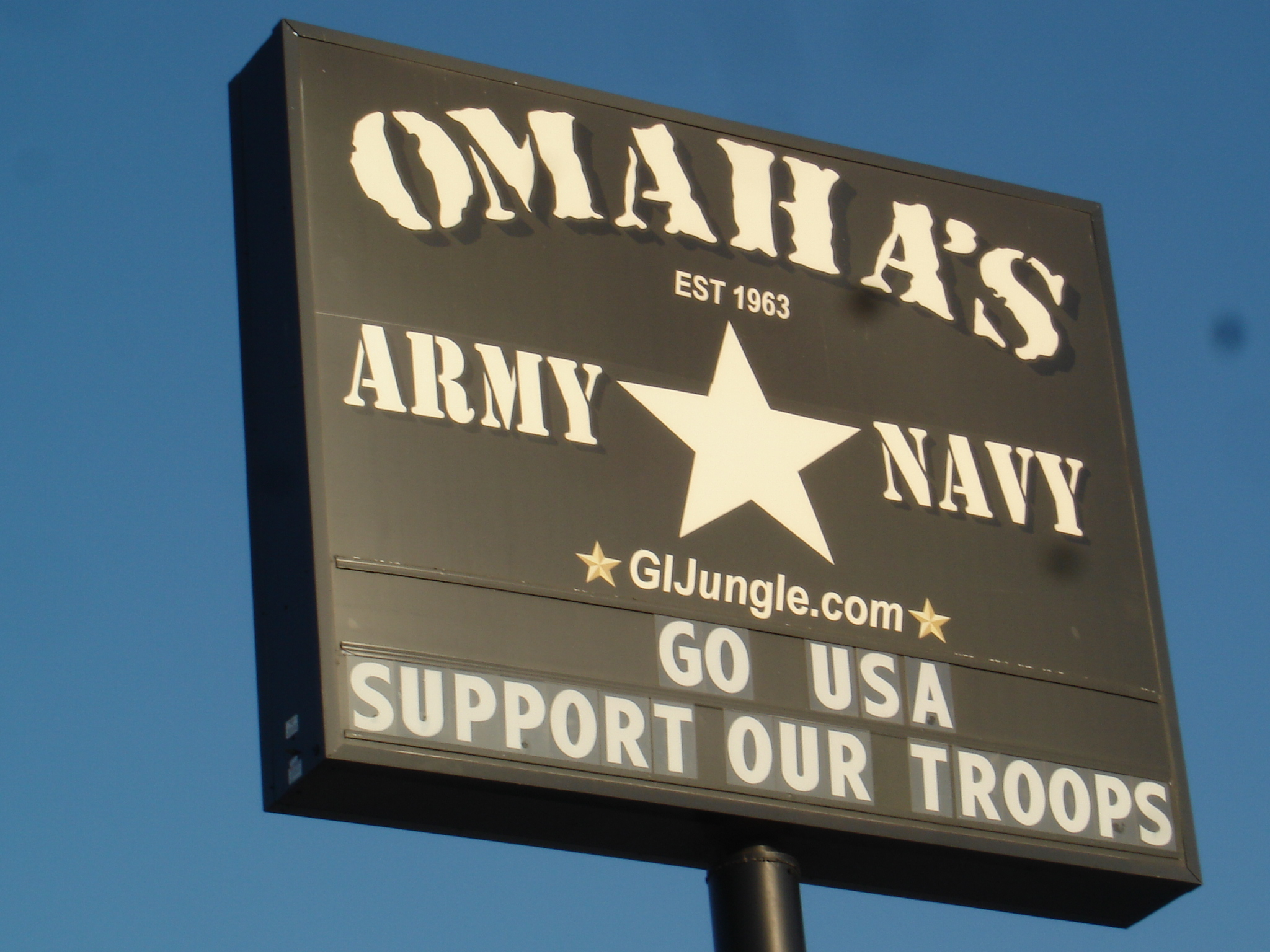 Find army and navy goods in Omaha, NE on Yellowbook. Get reviews and contact details for each business including videos, opening hours and more.