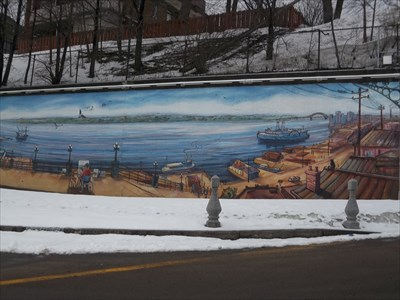 Belle murale...