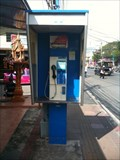 Image for Payphone, cnr Soi Post Office and 2nd Road, Pattaya, Thailand.