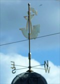 Image for Rowntree Clock Tower Weathervane - Fleetwood, UK