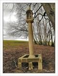 Image for Wayside shrine at a brook (Boží muka u Dolského potoka) - Dlouhá Trebová, Czech Republic