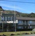 Image for Fountain Motel Nautical Flag Pole - Mill Valley, CA