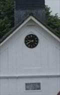 Image for Church clock Bourtange, Groningen, Netherlands