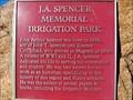 Image for J.A. Spencer Memorial Irrigation Park - Magrath, AB