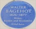 Image for Walter Bagehot - Upper Belgrave Street, London, UK