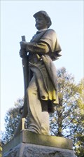 Image for Civil War Memorial - Pleasantville, PA