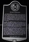 Image for Miami Cemetery