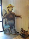 Image for Smokey Placard - Lufkin, Texas