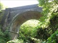Image for Former Chee Tor Railway Bridge On The Monsal Trail - Chee Dale, UK