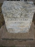 Image for Jefferson Davis Highway - Madison, GA