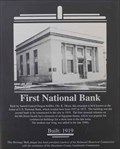 Image for First National Bank - Redmond, OR
