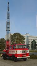 Image for Feuerwehr Leiterwagen IFA RU-210 - Rudolstadt/ Thüringen/ Deutschland