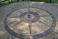 Image for Meriwether Lewis National Monument Compass Rose -- Hohenwald TN