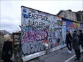 Image for Longest remaining section of the Berlin Wall - Berlin, Germany