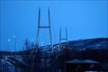 Image for The Sami Bridge in Utsjoki - Finland/Norway