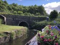 Image for South West Portal - Gannow Tunnel - Leeds Liverpool Canal - Burnley, UK