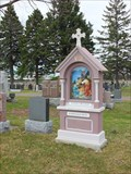 Image for Stations of the Cross at Sainte-Thérèse Cemetery - Quebec / CA