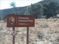 Image for Pinnacles National Park  -  San Benito County, CA