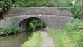 Image for Arch Bridge 21 Over The Peak Forest Canal - Marple, UK