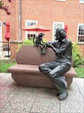 Image for Muppets Bench - College Park, MD