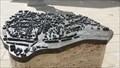 Image for 3D Orientation Table of Saalfeld/ Thüringen/ Deutschland