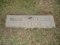 Image for 102 - Nora Alice Taylor -Resthaven Gardens Cemetery - OKC, OK