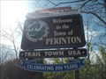 Image for Welcome to Perinton, Trailtown USA