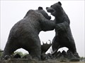 Image for Dundee, Michigan: World's Largest Bronze Wildlife Sculpture