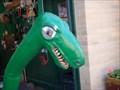 Image for Sinclair Dinosaur - Perry, OK