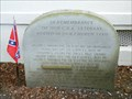 Image for First United Methodist Church Civil War Veterans Memorial - Conway, SC.