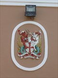 Image for Town of St. George Coat-Of-Arms - St. George, Bermuda