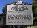 Image for Alex Haley's Boyhood Home ~ 4E 71