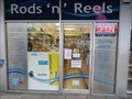 Image for [Gone] - Rods 'N' Reels - St. Pauls Square, Ramsey, Isle of Man