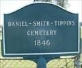 Image for Daniel-Smith-Tippins Cemetery - Belleville, GA