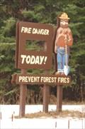 Image for Smokey Bear - Cook, Minnesota