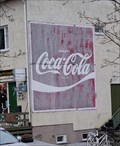 Image for Ghost Sign of Coca Cola - Turku, Finland