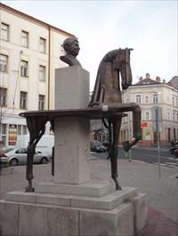 Jaroslav Hasek, Prague