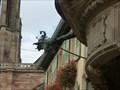 Image for Gargouilles du puits-Obernai-Alsace-France