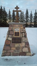 Image for Cairn at St. Mary's Church - Nisku, Alberta