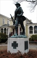 Image for Spanish War Memorial.  Greenfield, MA