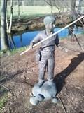 Image for Little Fisherman - Botanical Garden of the Ozarks - Fayetteville AR