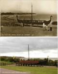 Image for The Viking Ship 'Hugin' - Pegwell Bay, Kent, UK.