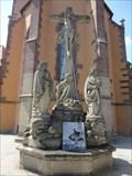 Image for Kreuzigungsgruppe - Leonhardskirche Stuttgart, Germany, BW