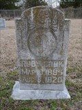 Image for Ruby Cook - West Memorial Cemetery - Quinlan, TX