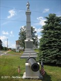 Image for Soldier's Monument, Center of Monson - Monson, MA